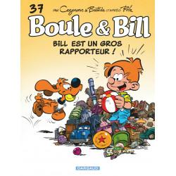 BOULE ET BILL -02- (ÉDITION ACTUELLE) - 37 - BILL EST UN GROS RAPPORTEUR !