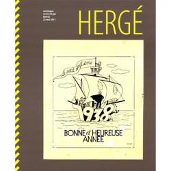 (CATALOGUES) VENTES AUX ENCHÈRES - DIVERS - ROPS - HERGÉ - 22 MAI 2011 - NAMUR