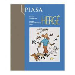 (CATALOGUES) VENTES AUX ENCHÈRES - PIASA - PIASA - HERGÉ - DIMANCHE 10 OCTOBRE 2010 - CHÂTEAU DE CHEVERNY