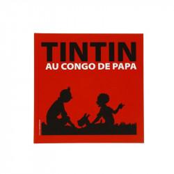 TINTIN - DIVERS - 2 - TINTIN AU CONGO DE PAPA