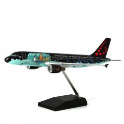 AIRCRAFT RACKHAM SN BRUSSELS- RESINE PU - 1/100