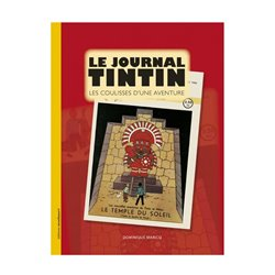 (DOC) JOURNAL TINTIN - 6 - LE JOURNAL TINTIN - LES COULISSES D'UNE AVENTURE
