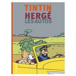(AUT) HERGÉ - 35 - TINTIN - HERGÉ - LES AUTOS
