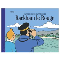 TINTIN - DIVERS - 12 - À LA RECHERCHE DU TRÉSOR DE RACKHAM LE ROUGE