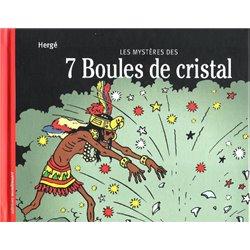 TINTIN - DIVERS - 13 - LES MYSTÈRES DES 7 BOULES DE CRISTAL