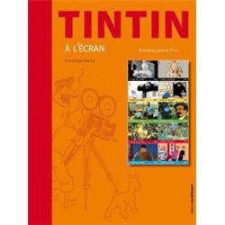 TINTIN - DIVERS - 53 - TINTIN À L'ÉCRAN - 10 TIMBRES POUR LE 7E ART