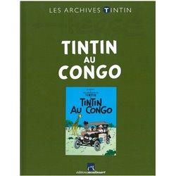 TINTIN (LES ARCHIVES - ATLAS 2010) - 16 - TINTIN AU CONGO