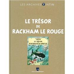 TINTIN (LES ARCHIVES - ATLAS 2010) - 6 - LE TRÉSOR DE RACKHAM LE ROUGE