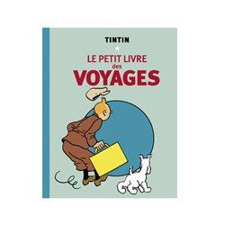 TINTIN LE PETIT LIVRE DES VOYAGES