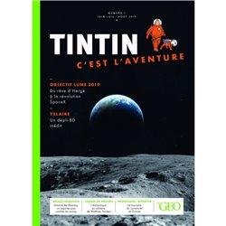 TINTIN - DIVERS - TINTIN - C'EST L'AVENTURE - N° 1