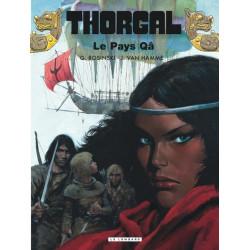 THORGAL - 10 - LE PAYS QÂ