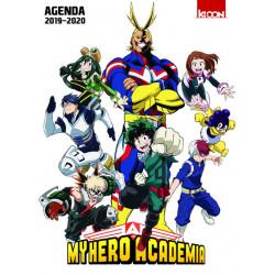 AGENDA MY HERO ACADEMIA 2019-2020