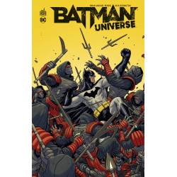 BATMAN UNIVERSE - TOME 0
