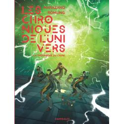 LES CHRONIQUES DE L'UNIVERS  - TOME 1 - LA THROMBOSE DU CYGNE