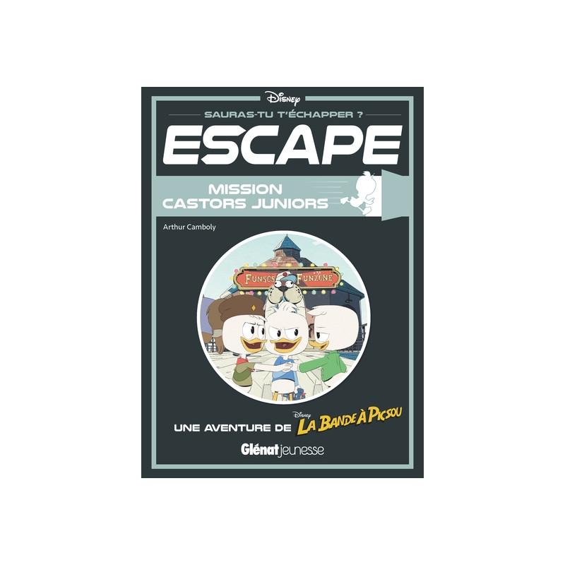 ESCAPE ! MISSION CASTORS JUNIORS