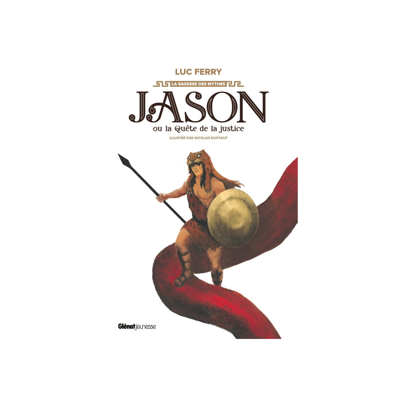 JASON OU LA QUÊTE DE LA JUSTICE