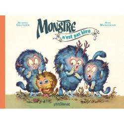 MONSTRE (MANOUKIAN) - 2 - MONSTRE N'EST PAS BLEU