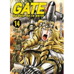 GATE AU-DELÀ DE LA PORTE T14