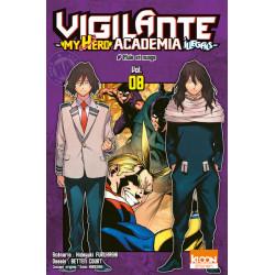 VIGILANTE - MY HERO ACADEMIA ILLEGALS T08