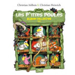 LES P'TITES POULES - ALBUM COLLECTOR T02 (TOMES 5 À 8)