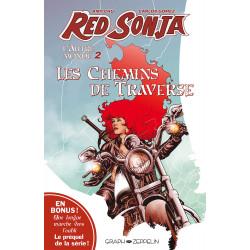 RED SONJA : L'AUTRE MONDE - TOME 2