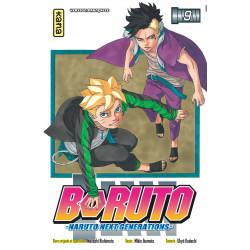 BORUTO - NARUTO NEXT GENERATIONS - - TOME 9