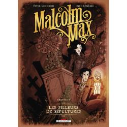 MALCOLM MAX T01 - LES PILLEURS DE SÉPULTURES