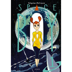 SPACE BOY - TOME 1