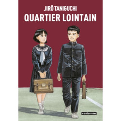QUARTIER LOINTAIN (OP ROMAN GRAPHIQUE)