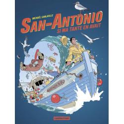 SAN-ANTONIO - 2 - SI MA TANTE EN AVAIT