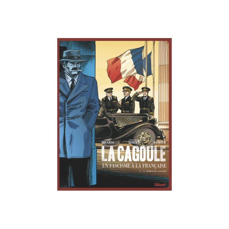 LA CAGOULE - TOME 03 - LA CHARGE DU SANGLIER