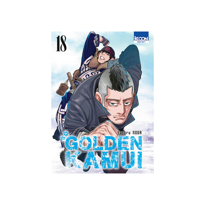 GOLDEN KAMUI T18