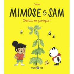 MIMOSE ET SAM, TOME 01 - BASILIC EN PANIQUE ! - HISTOIRE COMPLÈTE