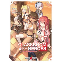 CLASSROOM FOR HEROES - VOL. 07