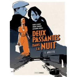 DEUX PASSANTES DANS LA NUIT - VOLUME 01