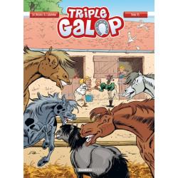 TRIPLE GALOP - TOME 16