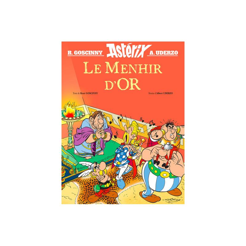 LE MENHIR D'OR - HORS COLLECTION - ALBUM ILLUSTRÉ