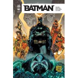 BATMAN REBIRTH - TOME 12