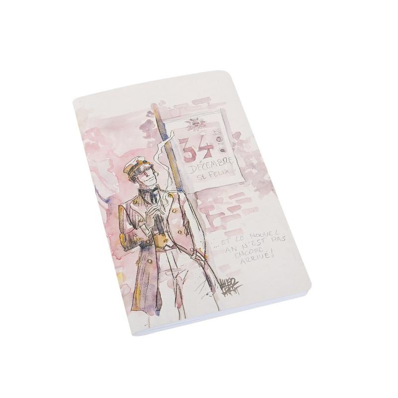 CARNET DE NOTES - 125X200MM  - MILOU COFFRE