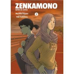 ZENKAMONO VOL.2 - REPRIS DE JUSTICE