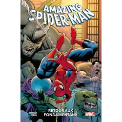 AMAZING SPIDER-MAN T01 : RETOUR AUX FONDAMENTAUX