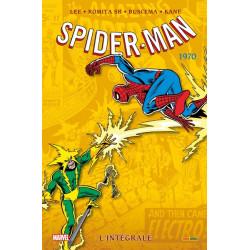 SPIDER-MAN: L'INTÉGRALE T08 (1970)