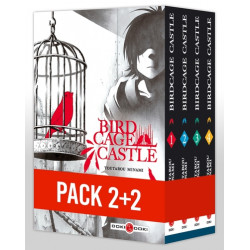 BIRDCAGE CASTLE - PACK SÉRIE - 2 VOL.OFFERTS