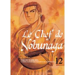CHEF DE NOBUNAGA (LE) - TOME 12