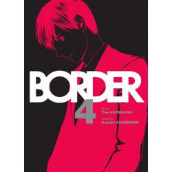 BORDER (KOTEGAWA) - TOME 4