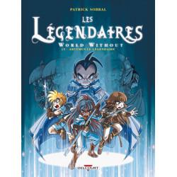LÉGENDAIRES (LES) - 19 - WORLD WITHOUT : ARTÉMUS LE LÉGENDAIRE