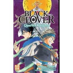 BLACK CLOVER - QUARTET KNIGHTS T03