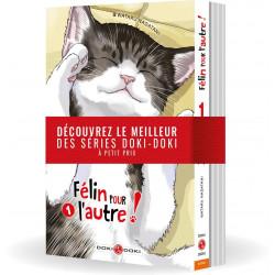 FÉLIN POUR L'AUTRE - PACK PROMO VOL. 01 ET VOL. 02