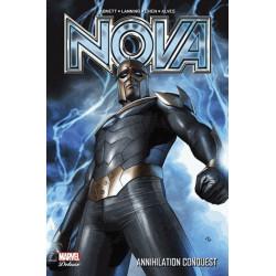 NOVA (MARVEL DELUXE) - 1 - ANNIHILATION CONQUEST