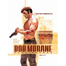 FOURREAU BOB MORANE T1+T2